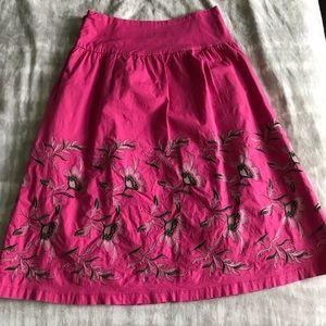 Dresses & Skirts - Embroidered skirt!